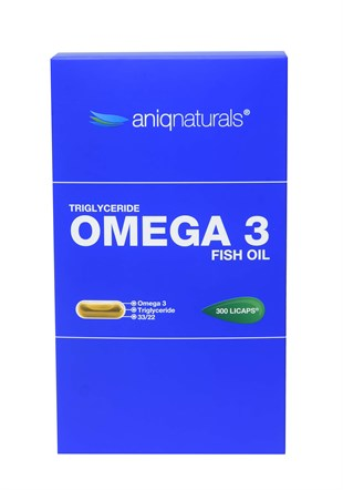 OMEGA 3 FISH OIL 300 LICAPS