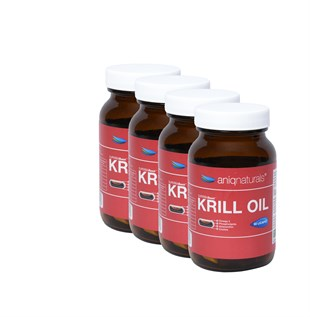 SUPERBA BOOST KRILL OIL 60 LICAPS GLASS JAR